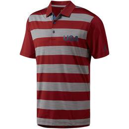 adidas ULTIMATE365 USA Rugby Polo