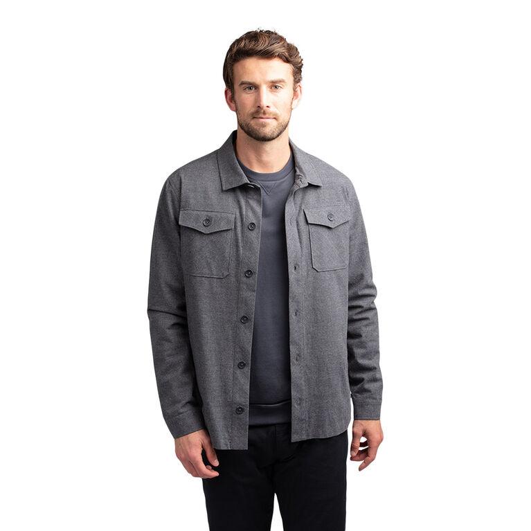 Elijah Glen Plaid Jack Shirt