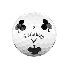 Chrome Soft Truvis Suits Golf Balls