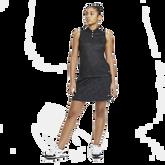 Alternate View 1 of Dri-FIT Women's Sleeveless Dot Print Golf Polo