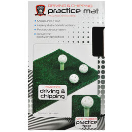 1 X 2 DRIVE AND CHIP MAT