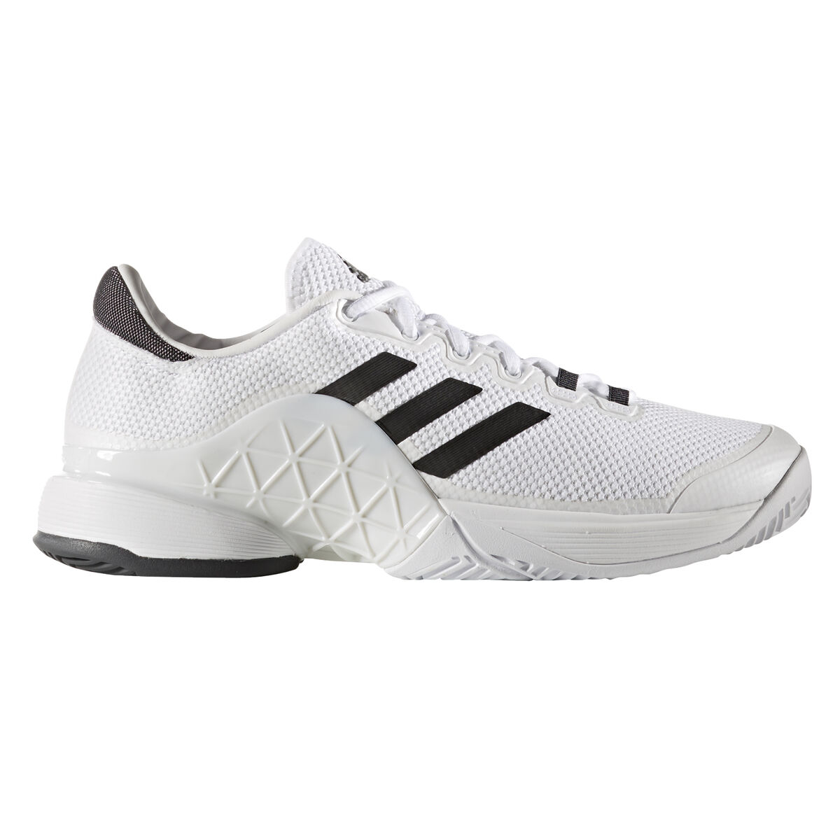 d4320c47f Images. adidas Barricade 2017 Men  39 s Tennis Shoe - White Black