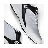 Alternate View 3 of ARC XT Men's Golf Shoe - White/Black
