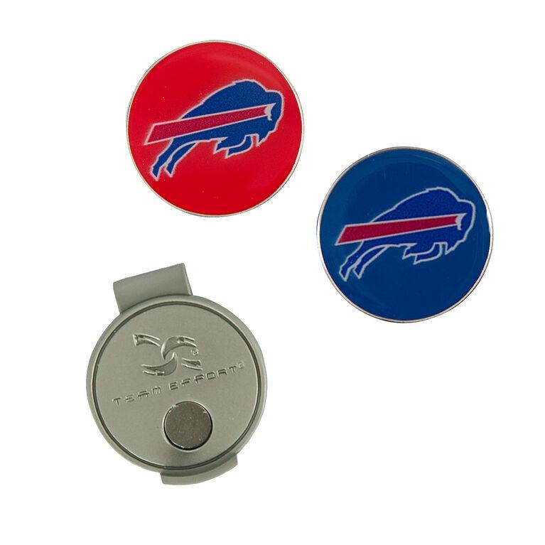 Team Effort Buffalo Bills Hat Clip & Ball Marker