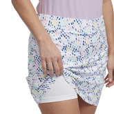 Alternate View 1 of Limelight Collection: Dot Print Skort