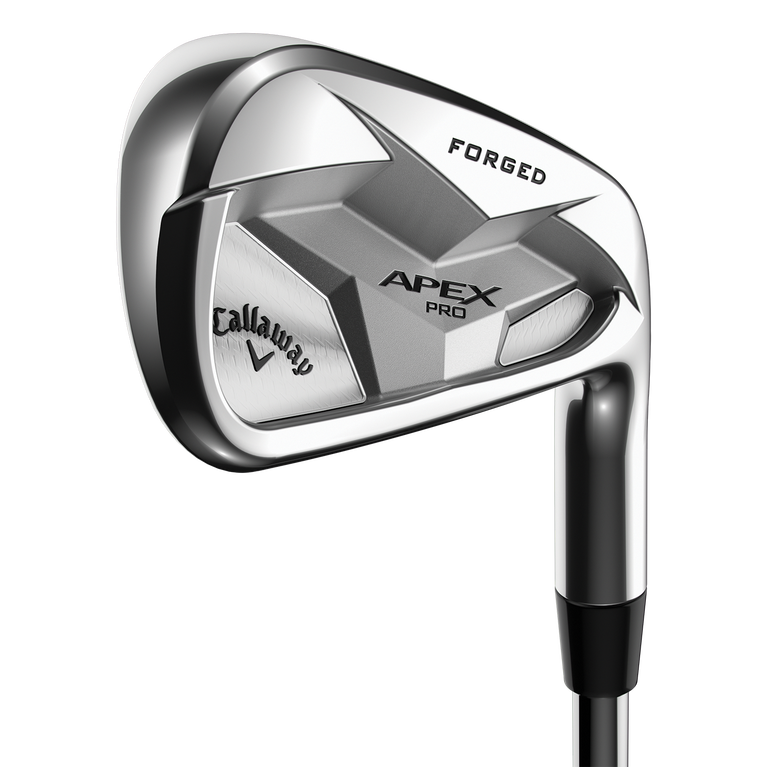 Apex Pro 19 4-PW, AW Iron Set w/ True Temper Elevate Tour Steel Shafts