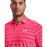 Alternate View 2 of Men's UA Iso-Chill Floral Stripe Polo