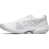 Alternate View 1 of COURT SPEED FF Women's Tennis Shoes - White/Silver