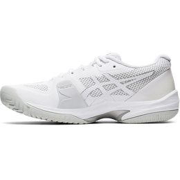 COURT SPEED FF Women's Tennis Shoes - White/Silver