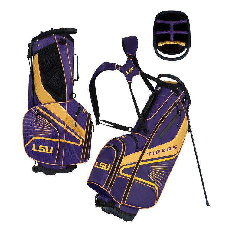 Team Effort LSU GridIron III Stand Bag