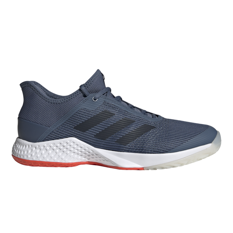 Adizero Club Men's Tennis Shoe - Dark Blue