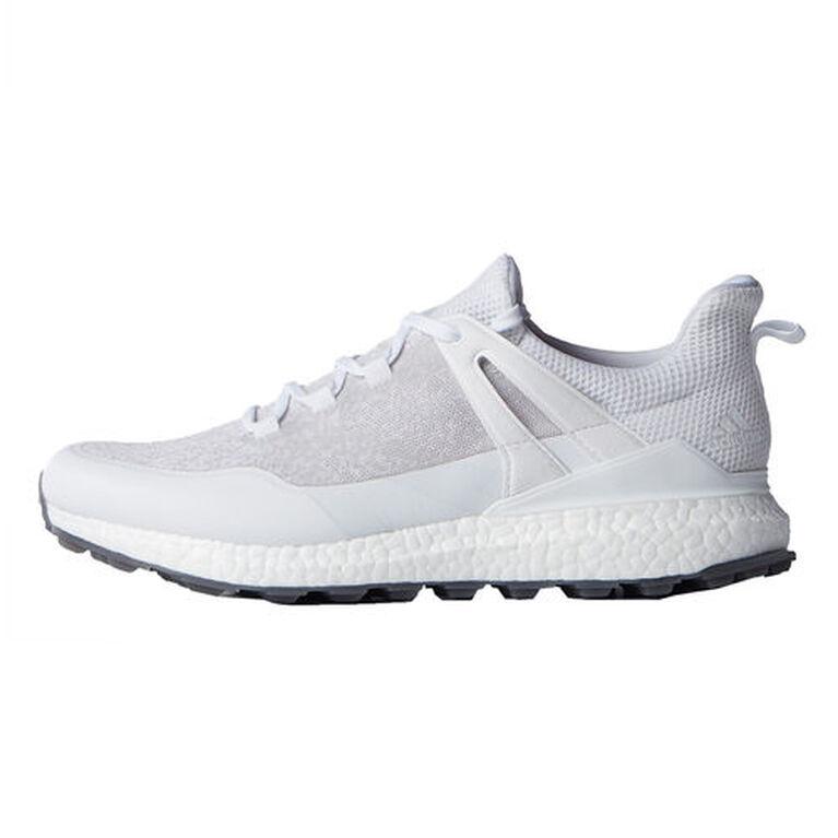 adidas Crossknit Boost Men's Golf Shoe - White