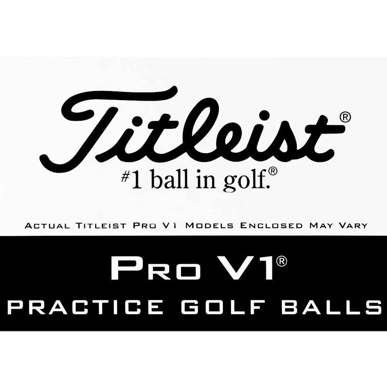Titleist Pro V1 Practice Dozen Golf Balls