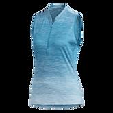 Alternate View 7 of Sleeveless Novelty Polo Shirt