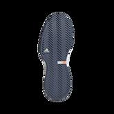 Alternate View 6 of Adizero Ubersonic 3 Men's Tennis Shoe - White/Blue