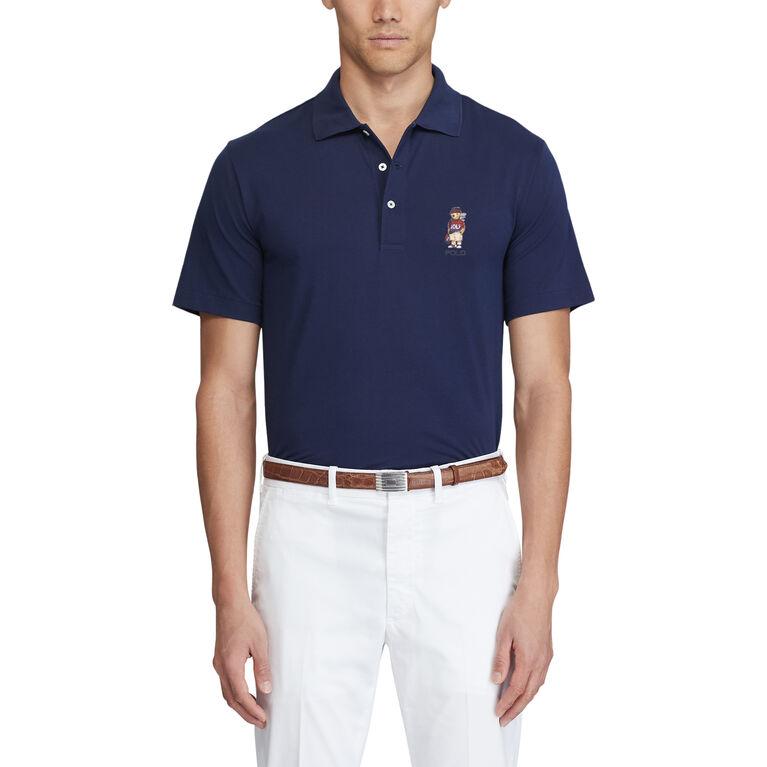 Polo Bear Classic Fit Performance Polo Shirt