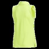 Alternate View 5 of Sleeveless Tournament Girls Polo Shirt