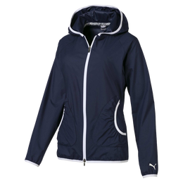 Zephyr Full Zip Piped Jacket