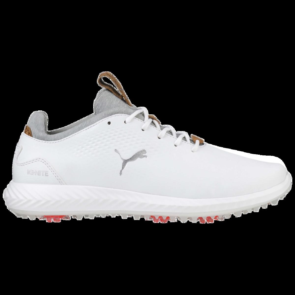 9999c297d69288 PUMA IGNITE PWRADAPT Junior Golf Shoe - White | PGA TOUR Superstore