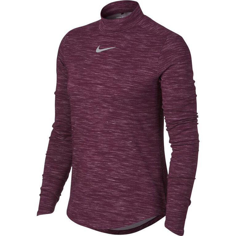 Nike Women's Long Sleeve Dry Golf Top