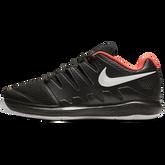 Alternate View 2 of Vapor X Jr Tennis Shoe - Black/Red