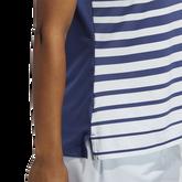 Alternate View 6 of Striped Sleeveless Polo Shirt