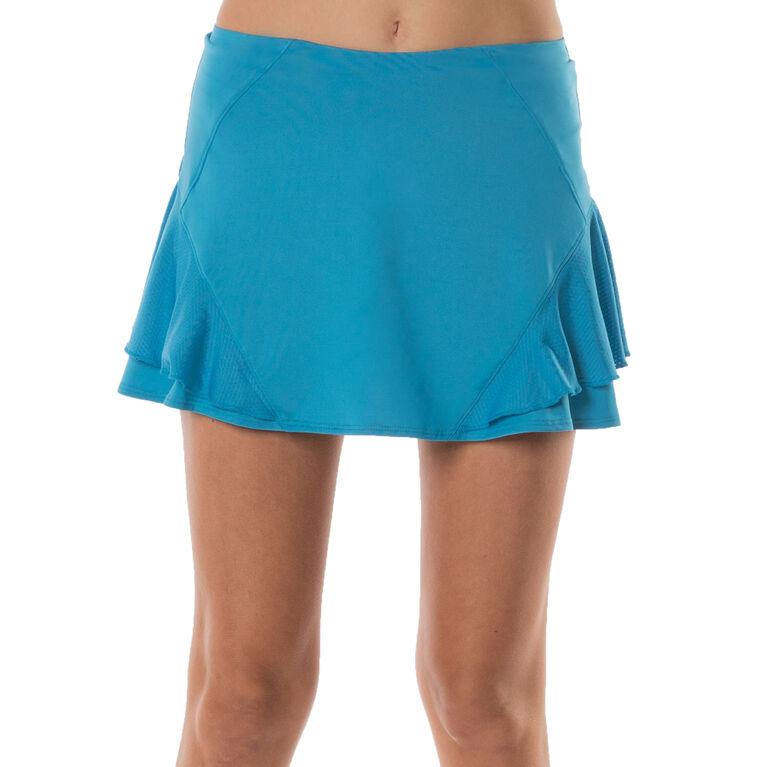 Lucky in Love Long Sidekick Skirt