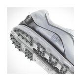 Alternate View 5 of Pro/SL Men's Golf Shoe - White/Silver (Previous Season Style)