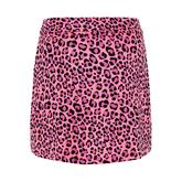 Alternate View 6 of Thea TX Jersey Leopard Skirt