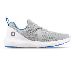 FJ Flex Women's Golf Shoe - Grey/Blue