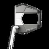 Alternate View 1 of Spider S Platinum/White Single Bend Putter