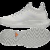 Alternate View 8 of Defiant Generation Multicourt Women's Tennis Shoe - White/Silver