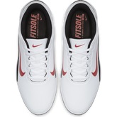 Alternate View 6 of Vapor Men's Golf Shoe - White/Black/Red