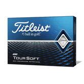 Tour Soft Golf Balls - Personalized