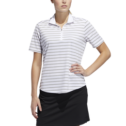 Classic Blues Collection: Ultimate Striped Short Sleeve Polo Shirt