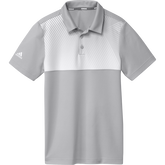 Alternate View 5 of Boys Gradient Stripe Polo Shirt