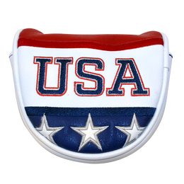 CMC Design USA Mallet Putter Cover