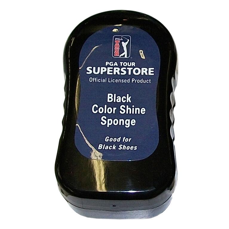 Rochester Black Shine Sponge