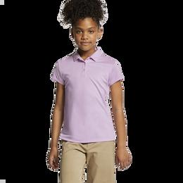 Dri-FIT Big Kids' (Girls') Short Sleeve Golf Polo