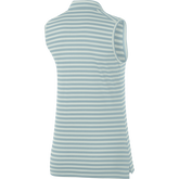 Nike Women's Sleeveless Dry Stripe Golf Polo