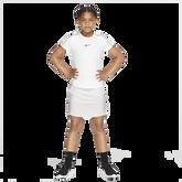 """Dri-FIT Big Kids' (Girls') Printed 12.5"""" Solid Skort"""