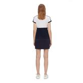 Alternate View 3 of Julia Side Stripe Golf Skirt