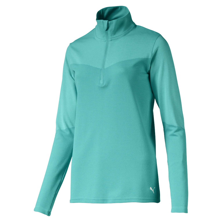 Women's evoKNIT Golf 1/4 Zip Pull Over