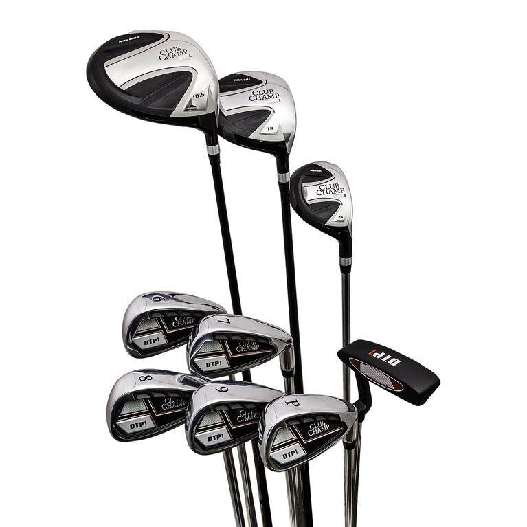DTP Men's 9-Piece Golf Club Set