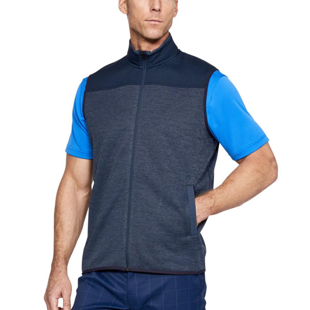 267ab3fe18 Under Armour SweaterFleece Full Zip Vest
