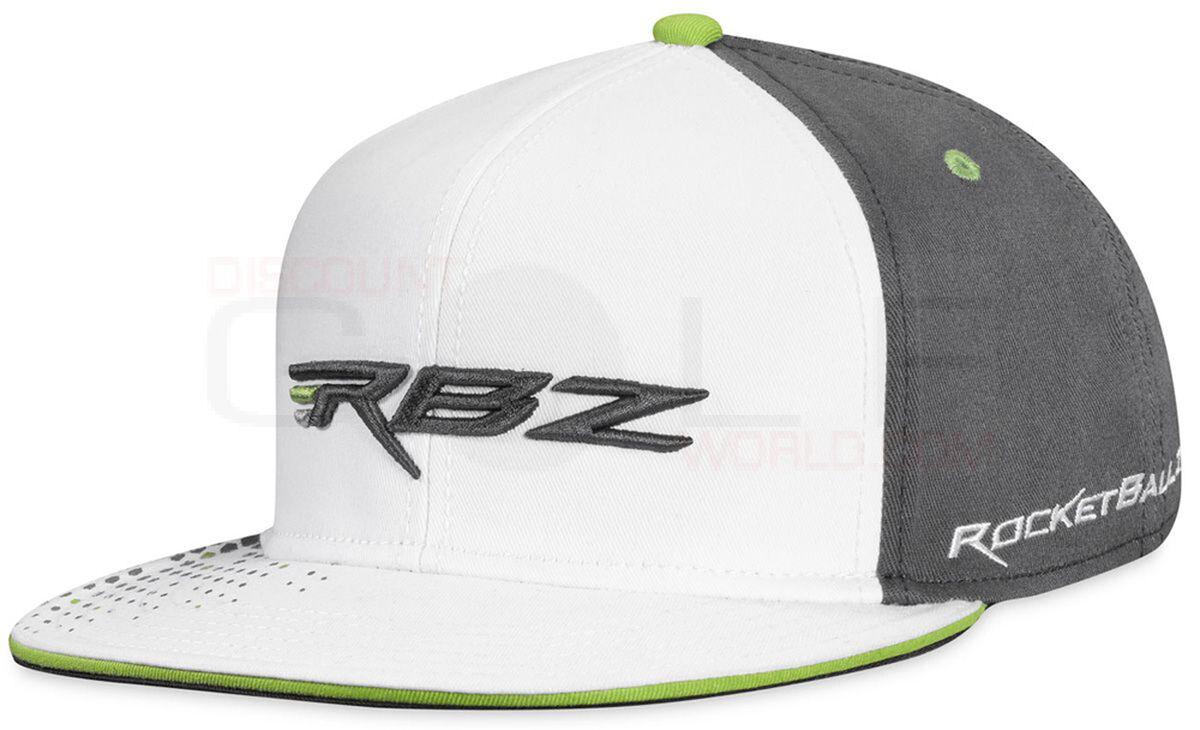 819b904a770 TaylorMade RBZ Flat Bill Hat  Shop Quality TaylorMade Golf Headwear ...