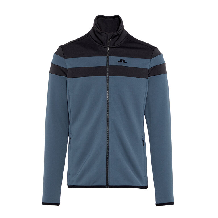 J Lindeberg Moffit Tech Jersey Mid-Jacket