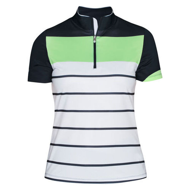Nivo Sports Multi Stripe Polo