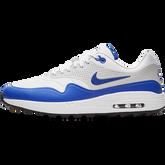 Alternate View 2 of Air Max 1 G Men's Golf Shoe - White/Blue