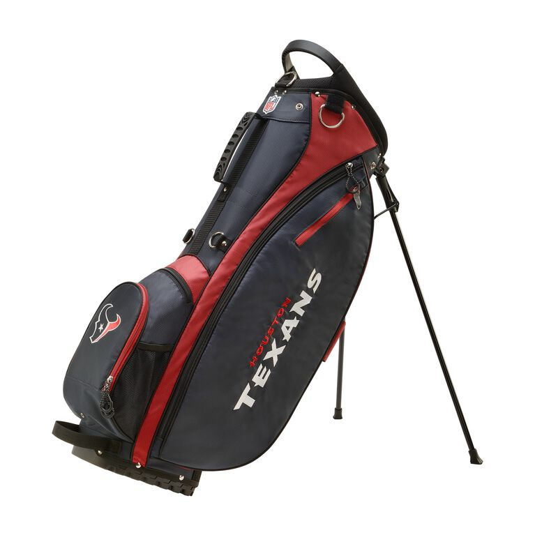Wilson Staff NFL Carry Bag - Houston Texans